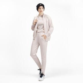 Miniatura 2 de Pantalones deportivos Classics de poliéster para mujer, Pastel Parchment, mediano