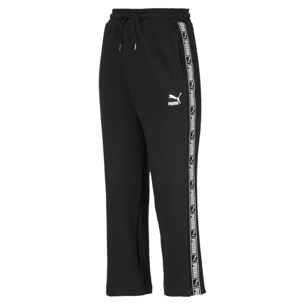 Image PUMA Knitted Women's Track Pants #1