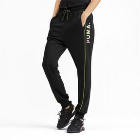 Miniatura 1 de Pantalones deportivos Chase para mujer, Puma Black, mediano