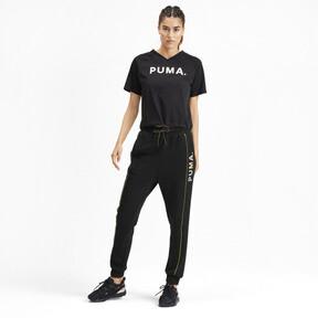 Miniatura 3 de Pantalones deportivos Chase para mujer, Puma Black, mediano