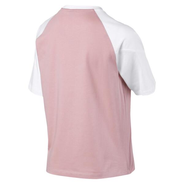 Camiseta PUMA XTG en colores combinados para mujer, Bridal Rose, grande