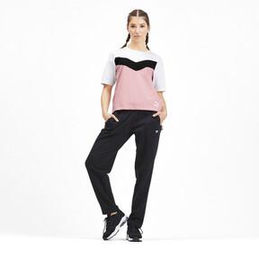 Miniatura 4 de Camiseta PUMA XTG en colores combinados para mujer, Bridal Rose, mediano
