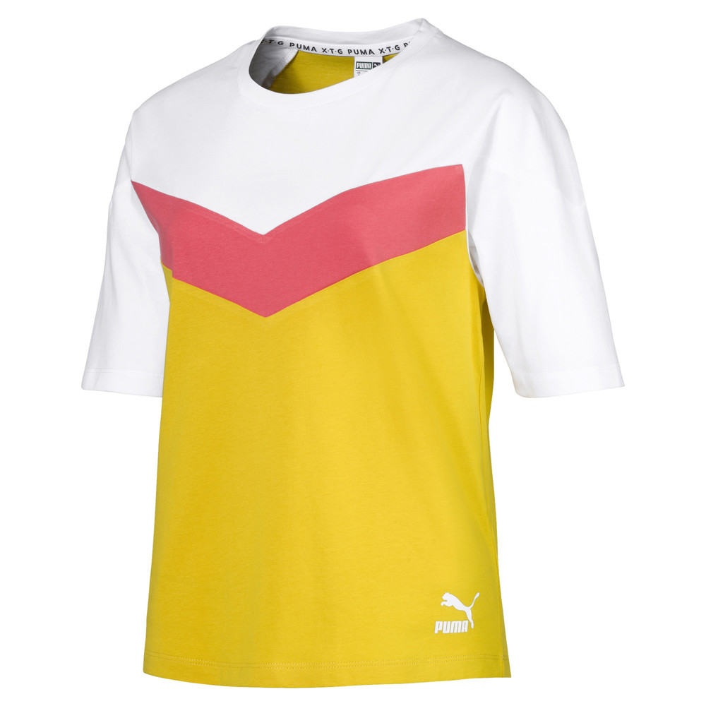 Image Puma PUMA XTG Colour-Block Women's Tee #1