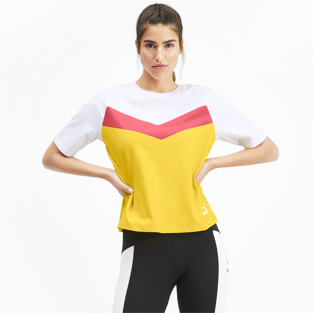Image PUMA PUMA XTG Colour-Block Women's Tee #2