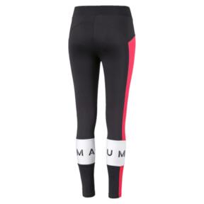 Miniatura 5 de Leggings PUMA XTG para mujer, Pink Alert, mediano