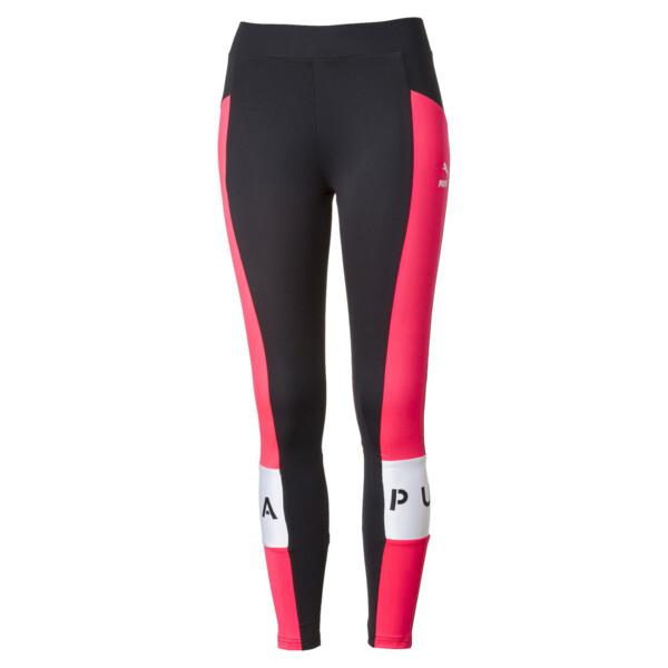 Leggings PUMA XTG para mujer, Pink Alert, grande