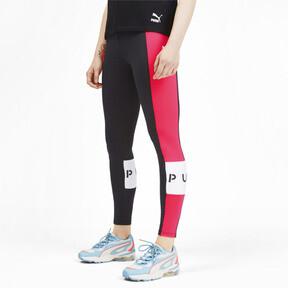 Miniatura 2 de Leggings PUMA XTG para mujer, Pink Alert, mediano