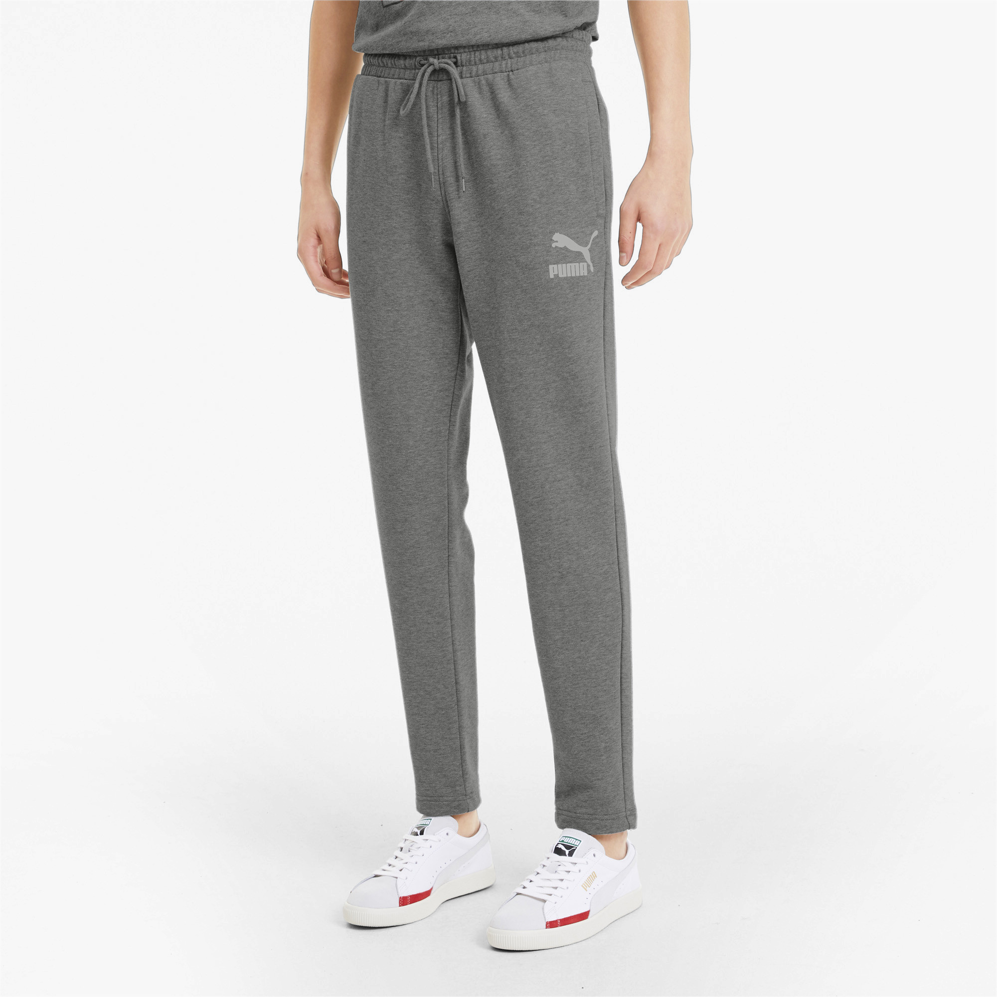 PUMA-Men-039-s-Classics-Sweatpants thumbnail 4
