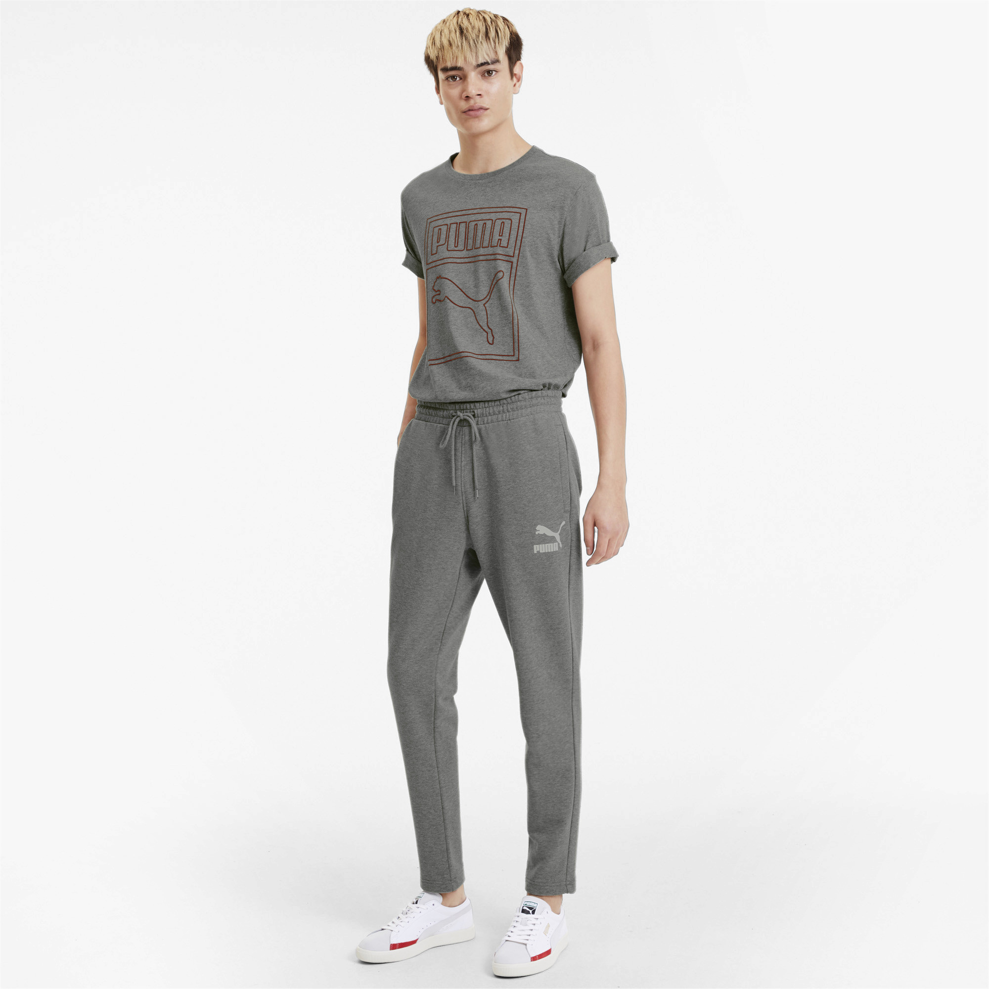 PUMA-Men-039-s-Classics-Sweatpants thumbnail 6