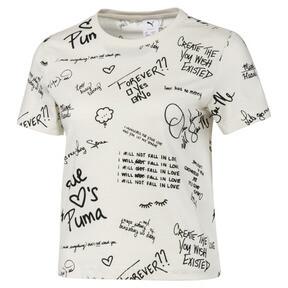 PUMA x SUE TSAI ウィメンズ AOP Tシャツ