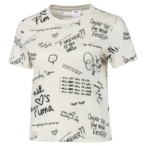 db2be0358 PUMA x SUE TSAI Women's AOP Tee