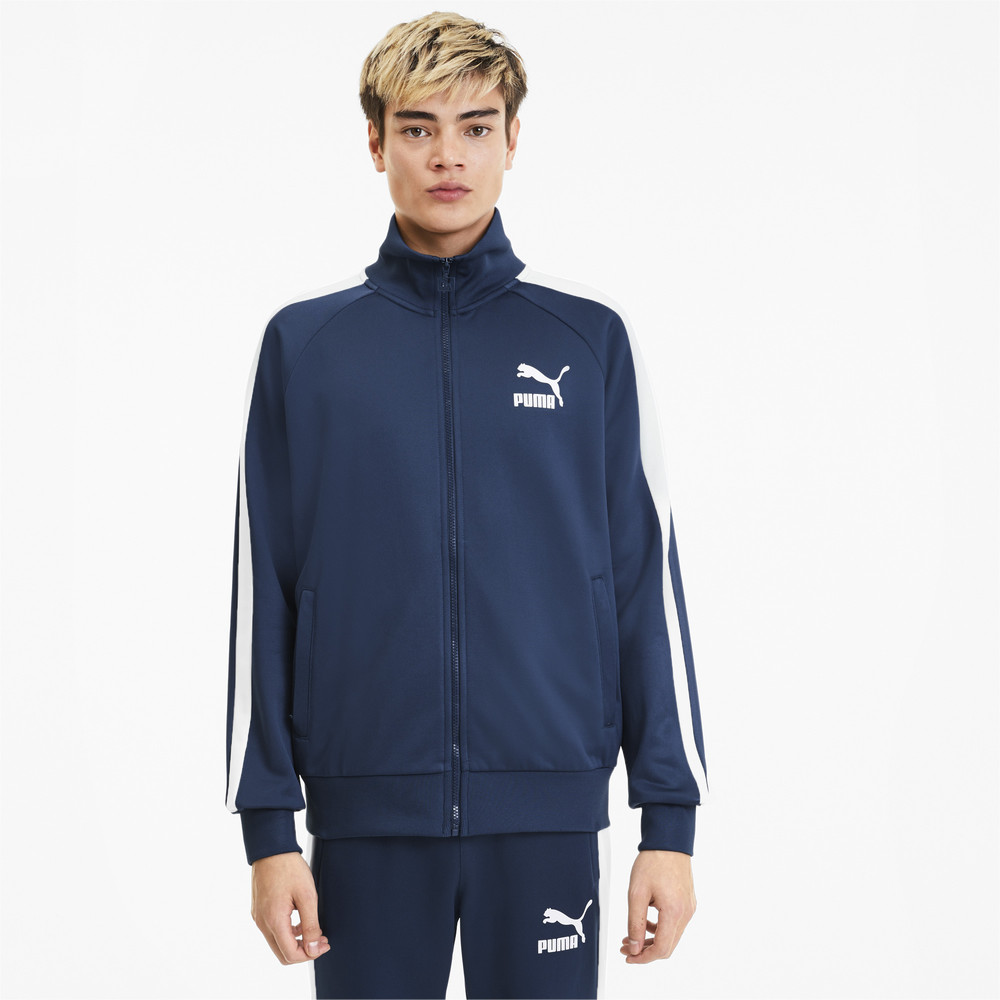 Image PUMA Iconic T7 Men's Track Jacket #1