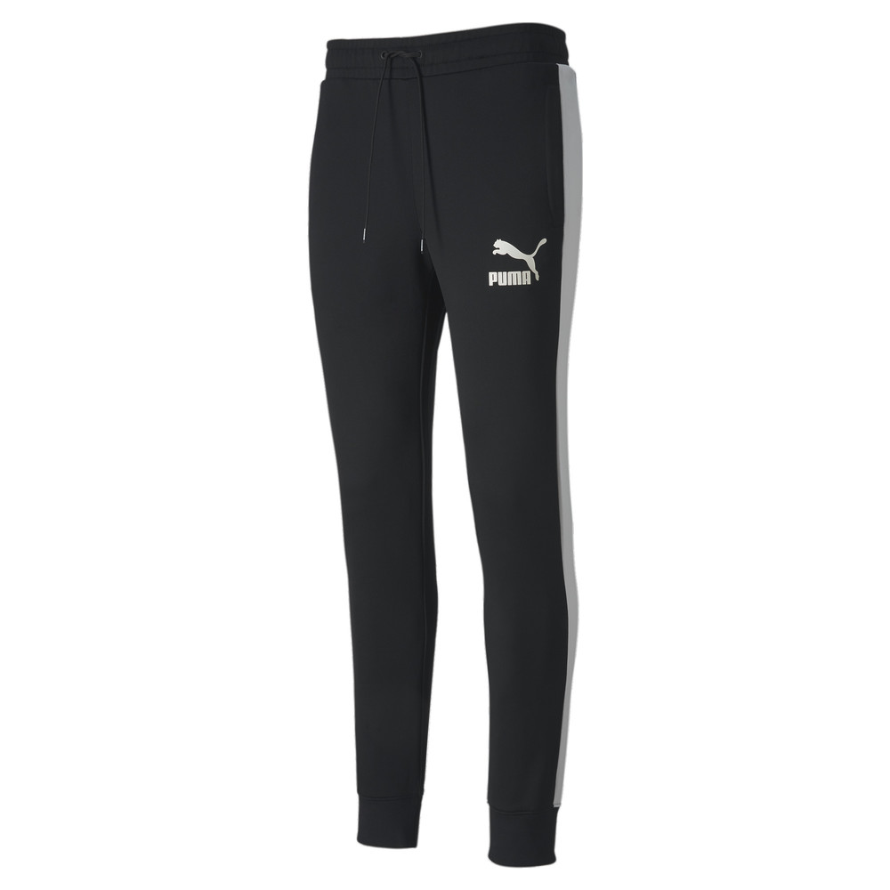 Image Puma Iconic T7 Knitted Men's Track Pants #1