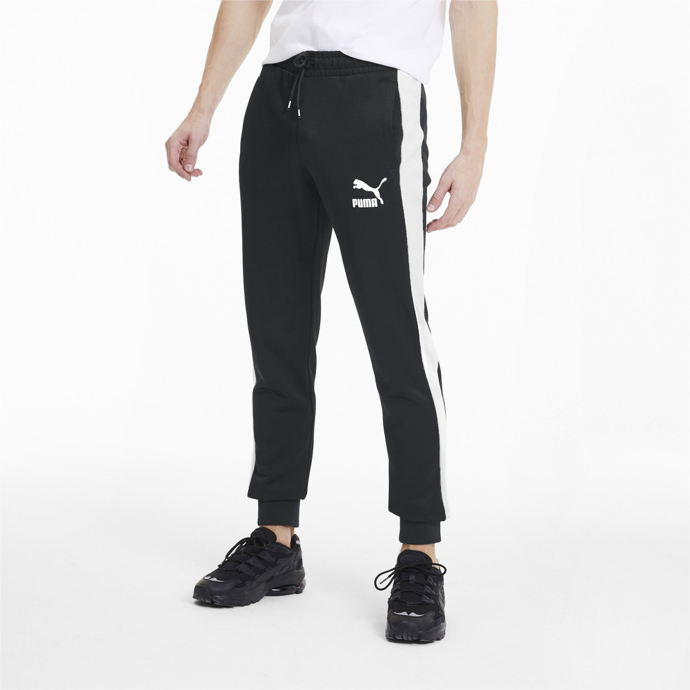 Image Puma Iconic T7 Knitted Men's Track Pants #2