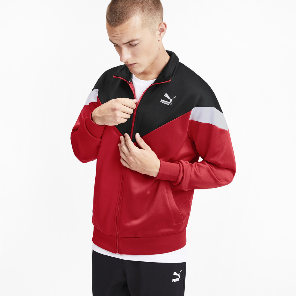 Image PUMA Iconic MCS Men's Track Jacket #2