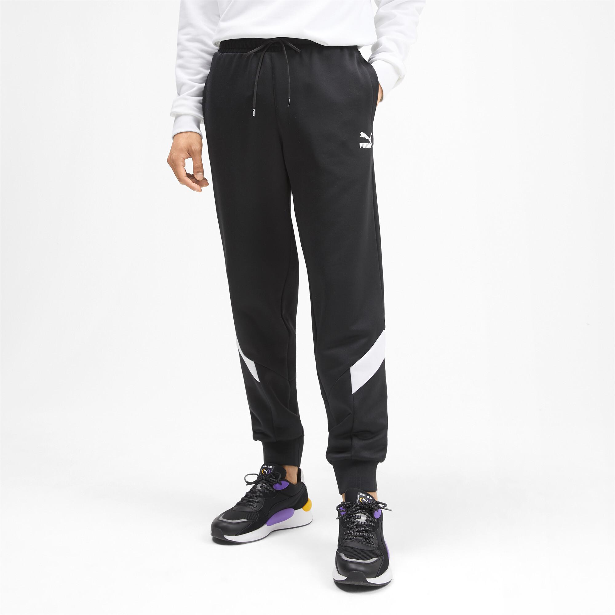 PUMA-Iconic-MCS-Men-039-s-Track-Pants-Men-Knitted-Pants-Sport-Classics thumbnail 9