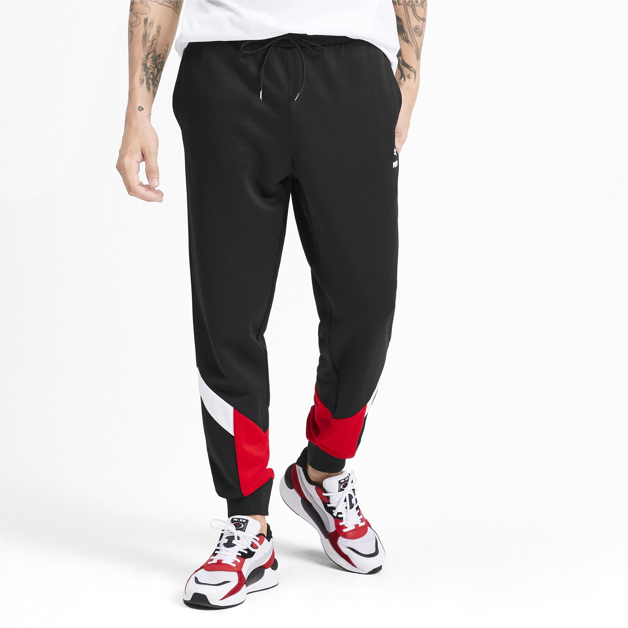 PUMA-Iconic-MCS-Men-039-s-Track-Pants-Men-Knitted-Pants-Sport-Classics thumbnail 4
