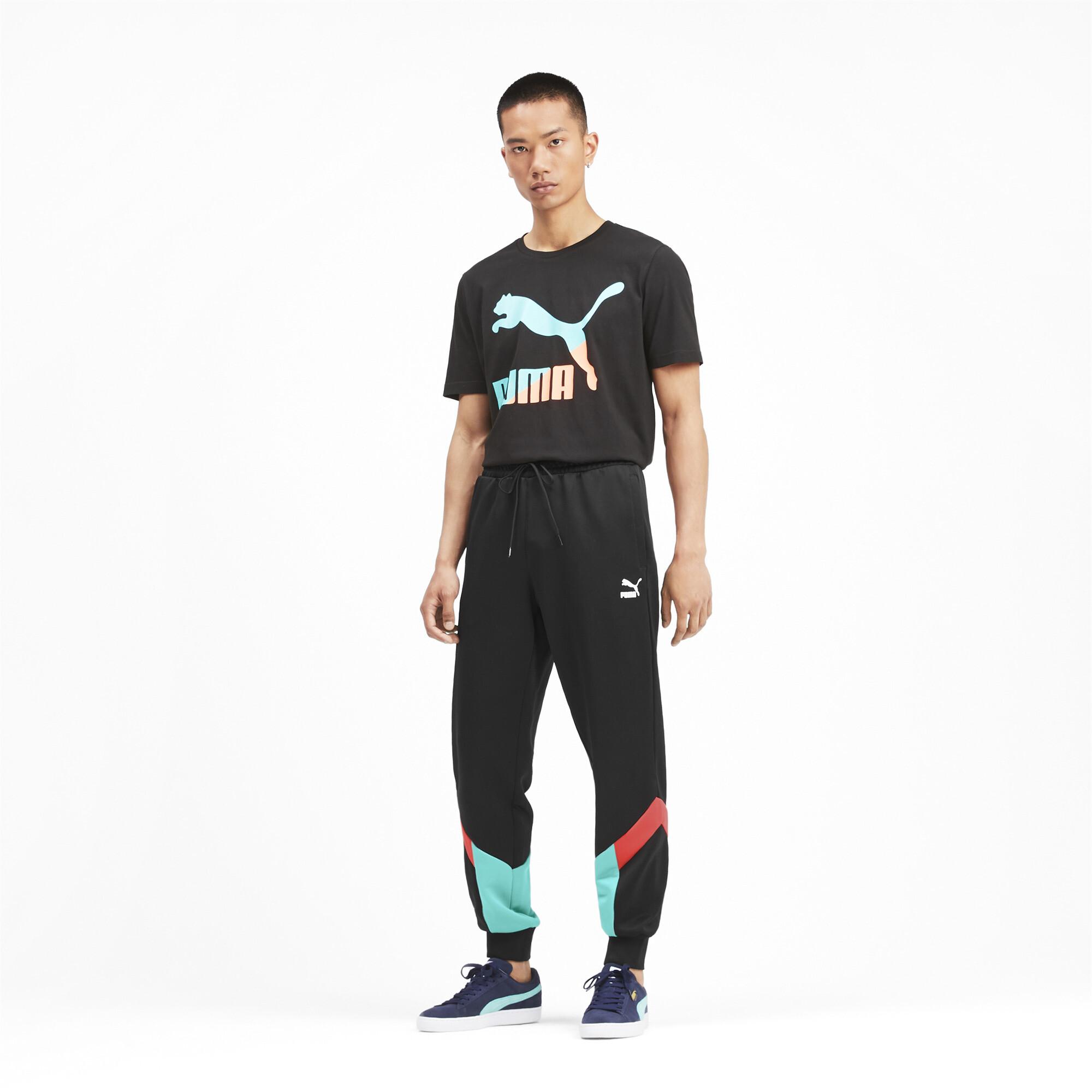 PUMA-Iconic-MCS-Men-039-s-Track-Pants-Men-Knitted-Pants-Sport-Classics thumbnail 17