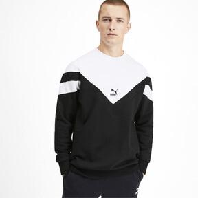 Thumbnail 2 of Iconic MCS Crew Men's Sweater, Puma Black, medium