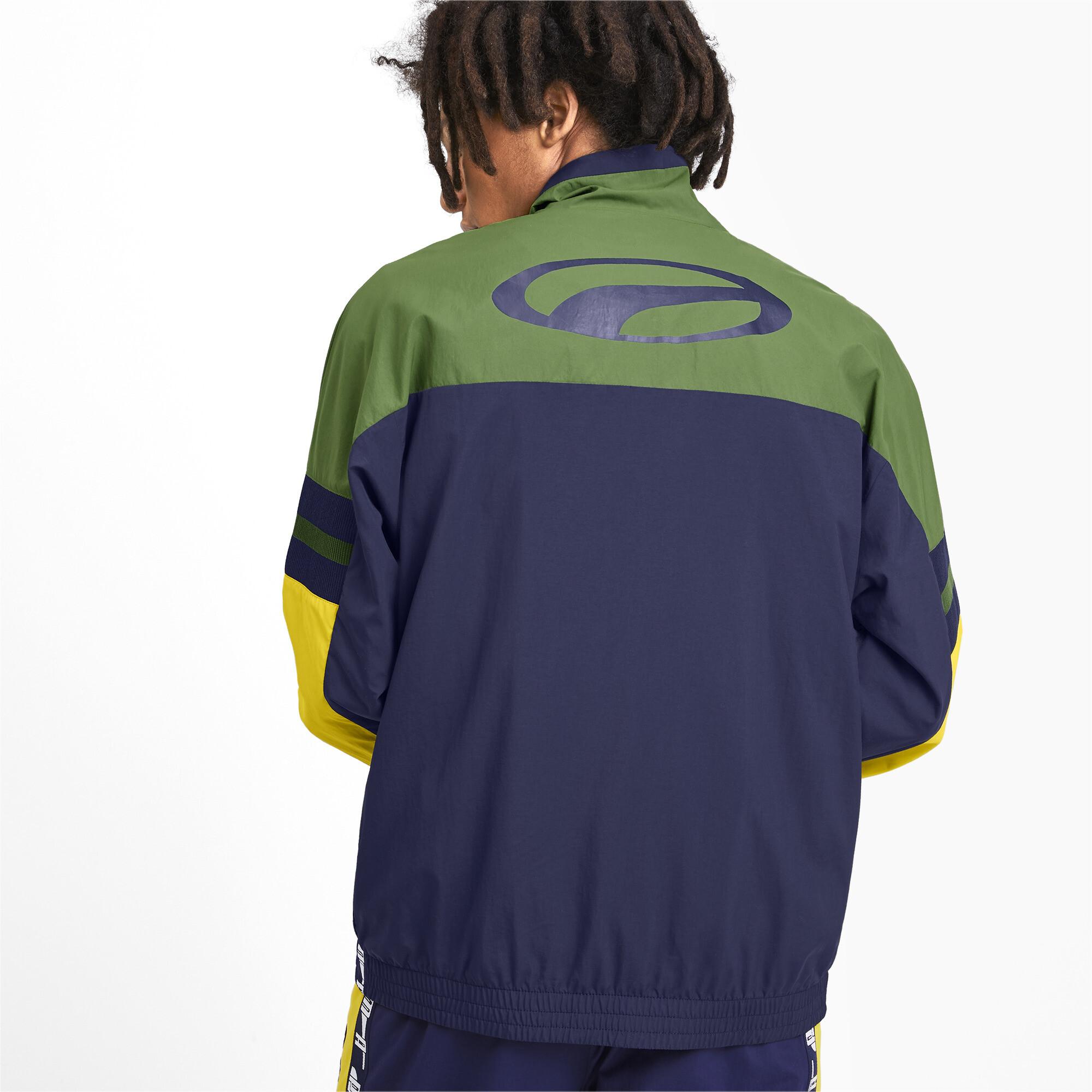 PUMA-PUMA-XTG-Men-039-s-Woven-Jacket-Men-Track-Jacket-Sport-Classics thumbnail 5