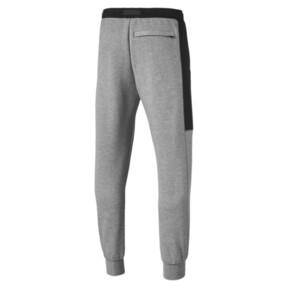 Miniatura 5 de Pantalones deportivos Epoch Hybrid para hombre, Medium Gray Heather, mediano