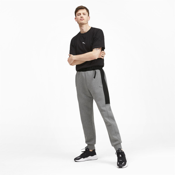 Pantalon de sweat Epoch Hybrid pour homme, Medium Gray Heather, large