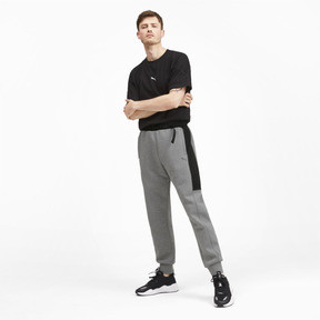 Miniatura 4 de Pantalones deportivos Epoch Hybrid para hombre, Medium Gray Heather, mediano