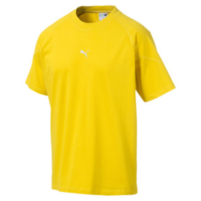 Thumbnail 1 of Epoch Short Sleeve Men's Tee, Sulphur, medium