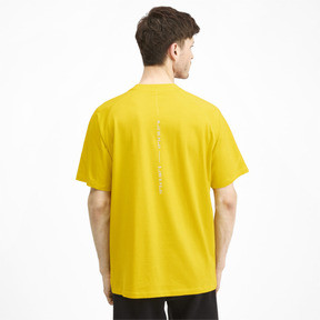 Thumbnail 3 of Epoch Short Sleeve Men's Tee, Sulphur, medium