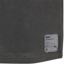 Thumbnail 6 of PUMA x RHUDE Tシャツ, Puma Black, medium-JPN