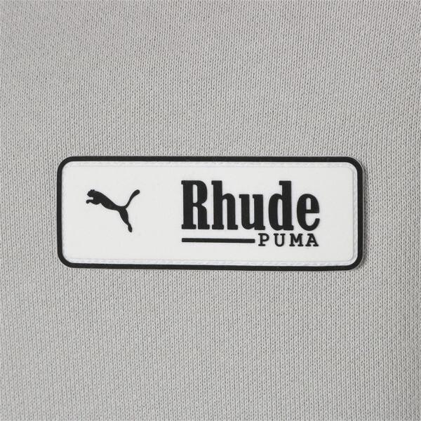 PUMA x RHUDE フーディー, Gray Violet, large-JPN