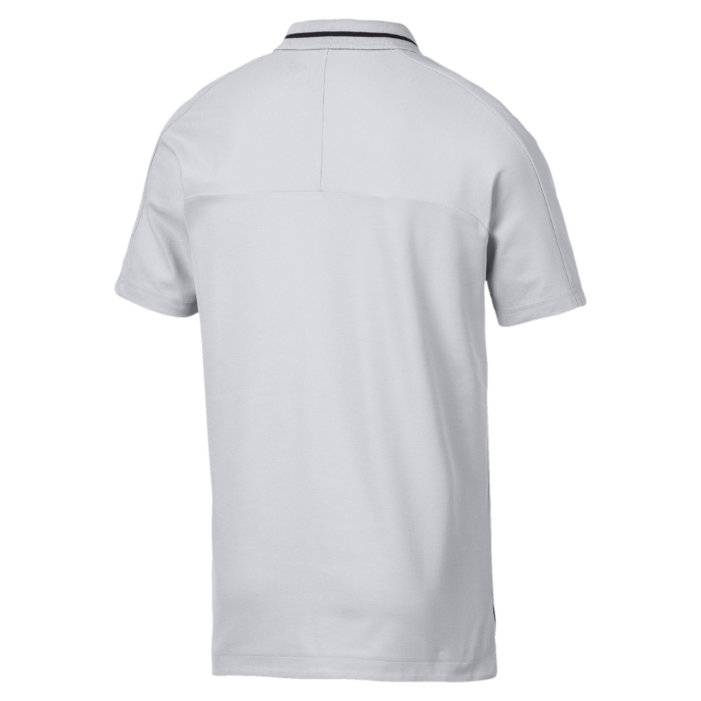 Image Puma Mercedes AMG Petronas Men's Polo Shirt #2
