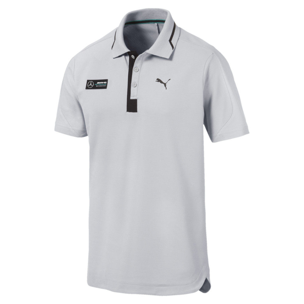 Image Puma Mercedes AMG Petronas Men's Polo Shirt #1