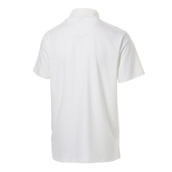 ゴルフ ドニゴール ポロシャツ, Bright White, large-JPN