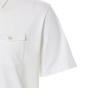 Thumbnail 5 of ゴルフ ドニゴール ポロシャツ, Bright White, medium-JPN