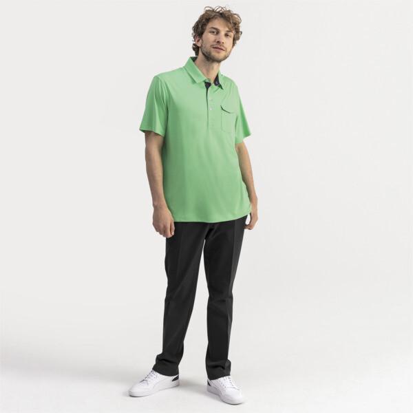 ゴルフ ドニゴール ポロシャツ, Irish Green, large-JPN
