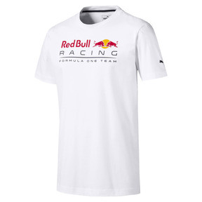 Red Bull Racing logo-T-shirt voor mannen