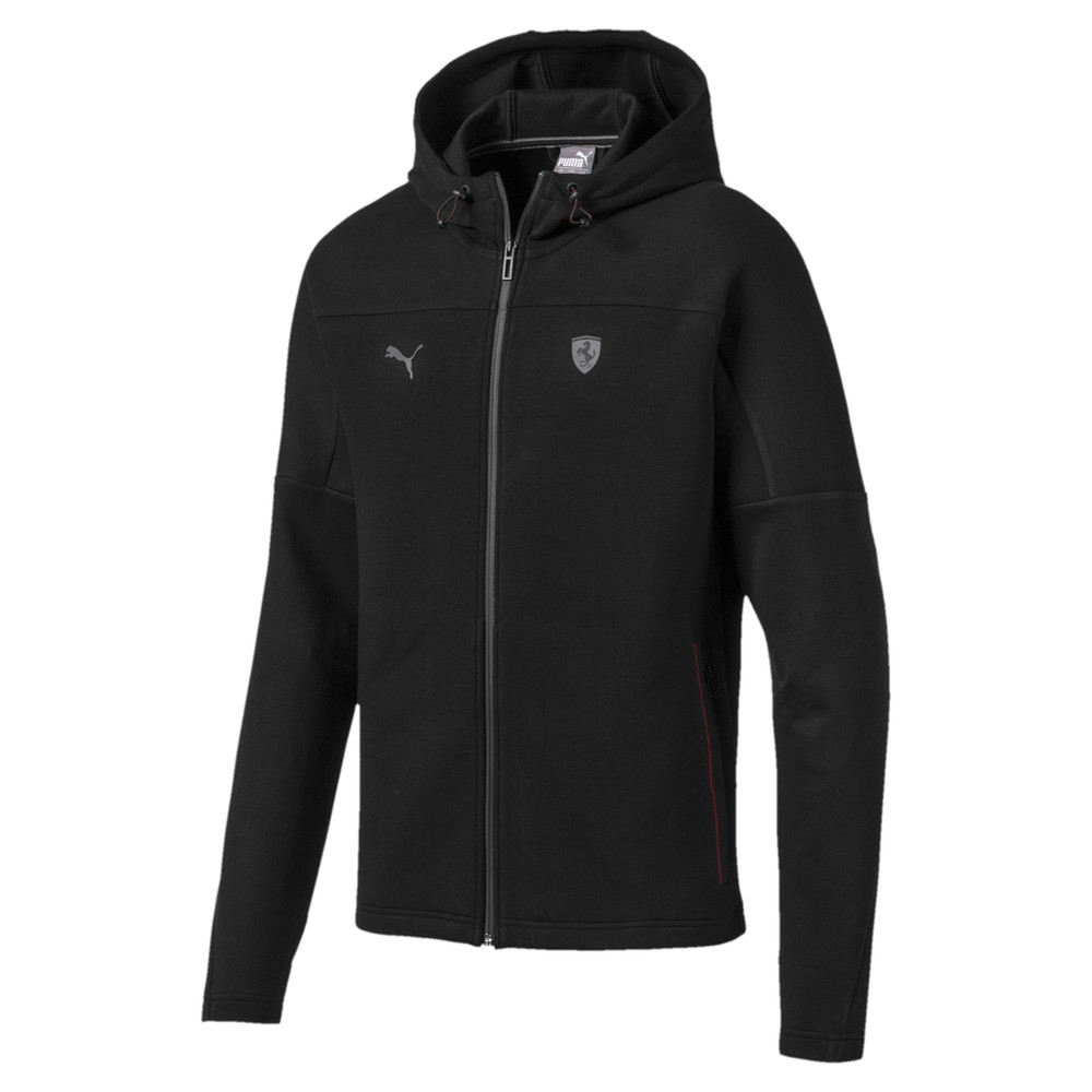 Зображення Puma Толстовка Ferrari Hooded Sweat Jacket #1