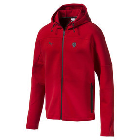 Chaqueta deportiva Ferraricon capucha, para hombre