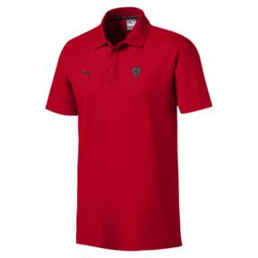 Camiseta tipo polo Ferraripara hombre