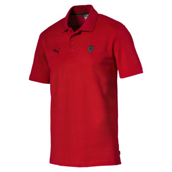 57970385dc Ferrari Men's Striped Polo