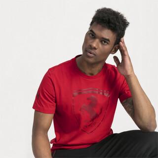Görüntü Puma FERRARI BIG SHIELD Erkek T-Shirt