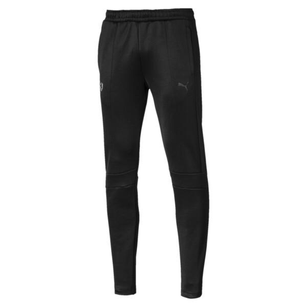 Pantalones deportivos Ferrari T7 para hombre, Puma Black, grande