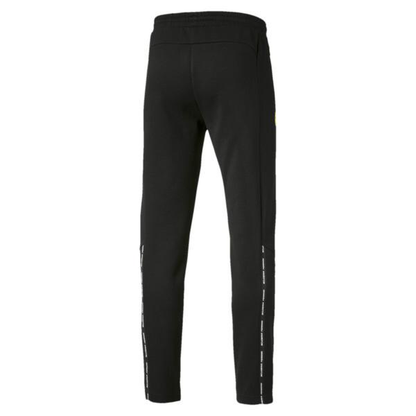 Pantalones deportivos ceñidos Scuderia Ferrari para hombre, Puma Black, grande