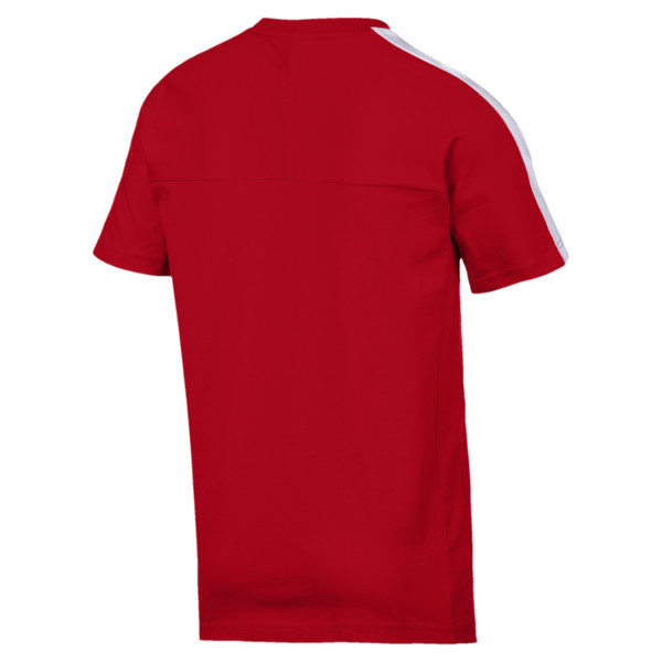 Camiseta T7 Scuderia Ferrari para hombre, Rosso Corsa, grande