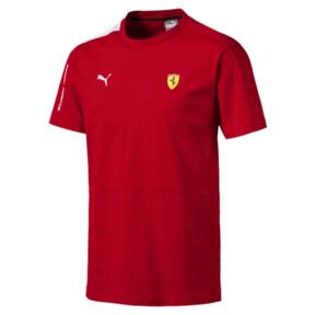 Miniatura 1 de Camiseta T7 Scuderia Ferrari para hombre, Rosso Corsa, mediano