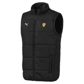 Chaleco acolchado liviano Scuderia Ferrari para hombre