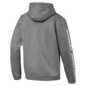 Thumbnail 6 of Blouson de sweat à capuche Ferrari pour homme, Medium Gray Heather, medium