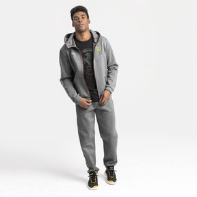 Thumbnail 3 of Blouson de sweat à capuche Ferrari pour homme, Medium Gray Heather, medium