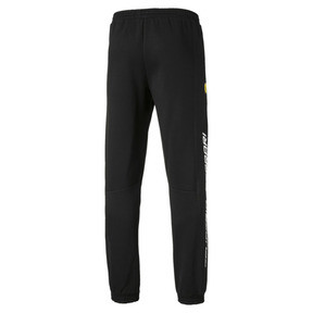 Thumbnail 5 of Ferrari Men's Sweatpants, Puma Black, medium